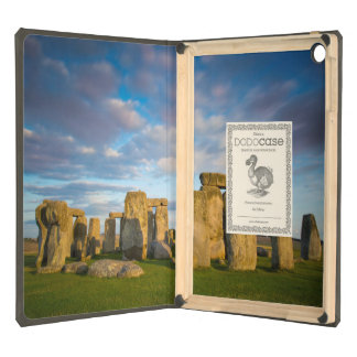 Sunset over Stonehenge, Wiltshire, England iPad Air Covers