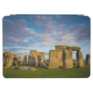 Sunset over Stonehenge, Wiltshire, England iPad Air Cover