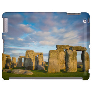 Sunset over Stonehenge, Wiltshire, England iPad Case