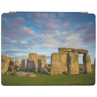 Sunset over Stonehenge, Wiltshire, England iPad Cover