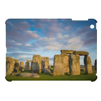Sunset over Stonehenge, Wiltshire, England iPad Mini Case