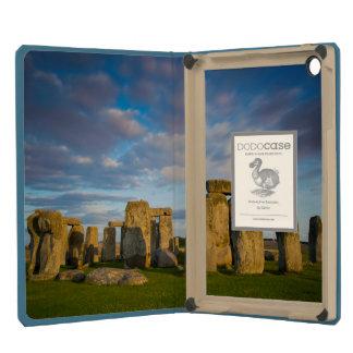 Sunset over Stonehenge, Wiltshire, England iPad Mini Cases