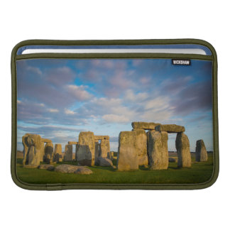 Sunset over Stonehenge, Wiltshire, England Sleeve For MacBook Air