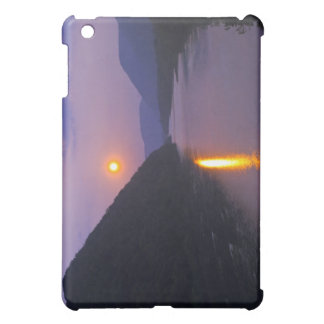 Sunset over Susquehanna River Pennsylvania iPad Mini Cover