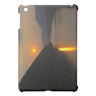 Sunset over Susquehanna River Pennsylvania iPad Mini Covers