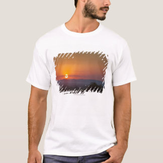Sunset Over The African Landscape T-Shirt