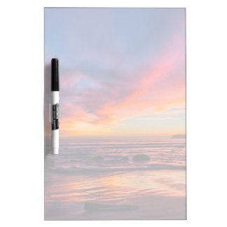 Sunset over the Pacific from Coronado 2 Dry Erase Board