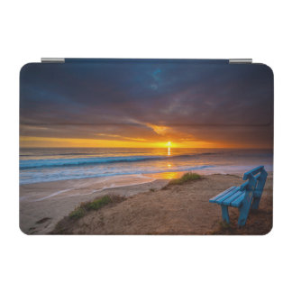 Sunset over the Pacific Ocean iPad Mini Cover