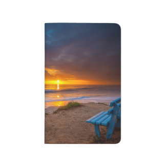 Sunset over the Pacific Ocean Journal