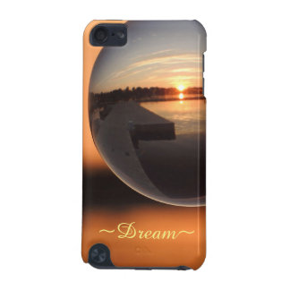 Sunset Over Water Crystal Ball - Dream iPod Touch (5th Generation) Covers