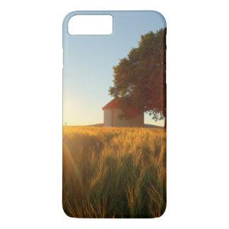 Sunset Over Wheat Field iPhone 8 Plus/7 Plus Case