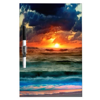 Sunset Panoramic Colours Dry-Erase Whiteboards