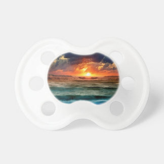 Sunset Panoramic Colours Pacifier