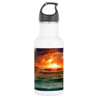 Sunset Panoramic Colours 532 Ml Water Bottle