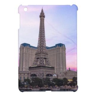 Sunset Paris Las Vegas Tour Eiffel Fake iPad Mini Covers