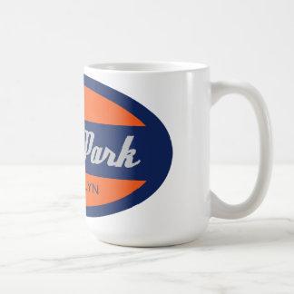 Sunset Park Coffee Mug