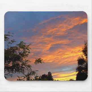 Sunset Peace Mouse Pad