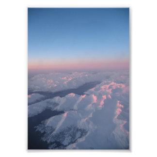 Sunset Peaks Photo