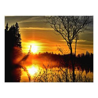 Sunset Photo Print