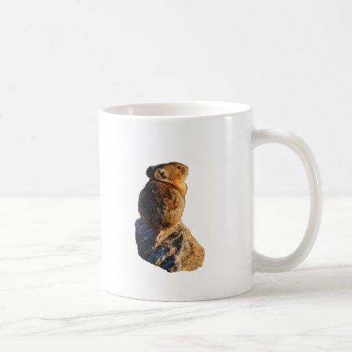 Sunset Pika Coffee Mug