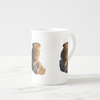 Sunset Pika Porcelain Mug