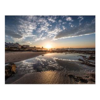 Sunset, Port Elizabeth, South Africa Postcard