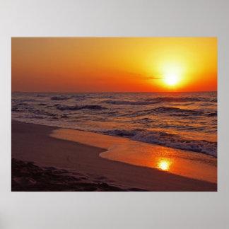 Sunset Poster