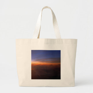 Sunset Purple Atmosphere Bags