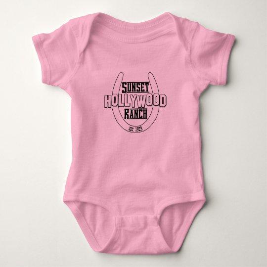 Sunset Ranch Baby Bodysuit