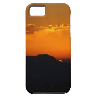 Sunset Ray Horizons Case For iPhone 5/5S