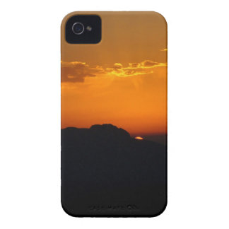 Sunset Ray Horizons iPhone 4 Case-Mate Cases
