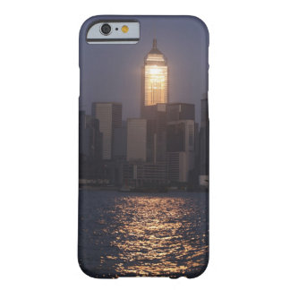 Sunset reflection on Central Plaza, WanChai, Barely There iPhone 6 Case