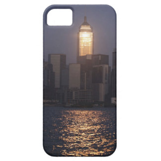 Sunset reflection on Central Plaza, WanChai, Case For The iPhone 5