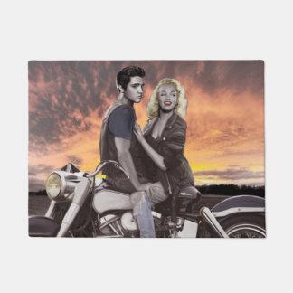 Sunset Ride 2 Doormat