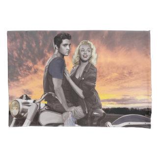 Sunset Ride 2 Pillowcase