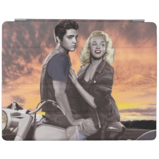 Sunset Ride iPad Cover