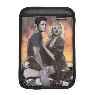 Sunset Ride iPad Mini Sleeve