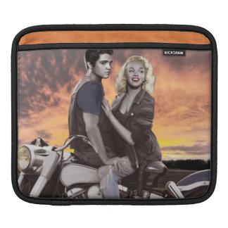 Sunset Ride iPad Sleeves