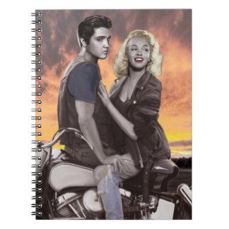 Sunset Ride Notebooks