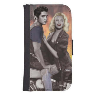 Sunset Ride Samsung S4 Wallet Case