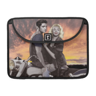 Sunset Ride Sleeve For MacBook Pro