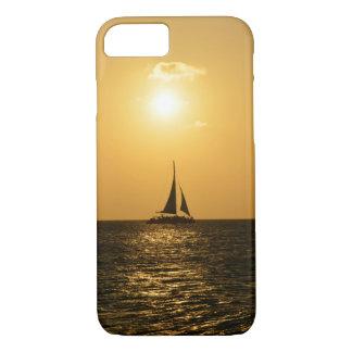 Sunset Sail iPhone 7 Case
