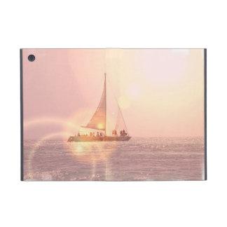 Sunset Sailboat Case For iPad Mini