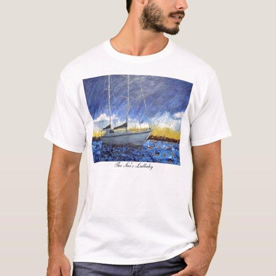 Sunset Sailboat T-Shirt