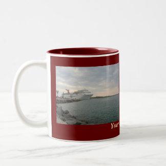 Sunset Sailing Personalized Mug