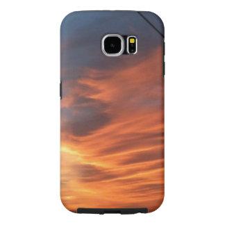 Sunset Samsung Galaxy S6 Cases