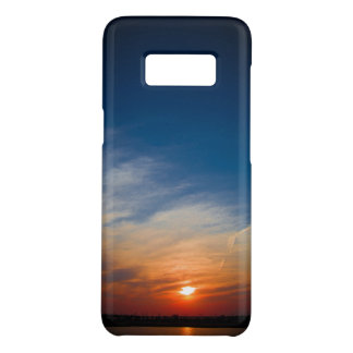 Sunset Samsung Galaxy S8, Barely There Phone Case