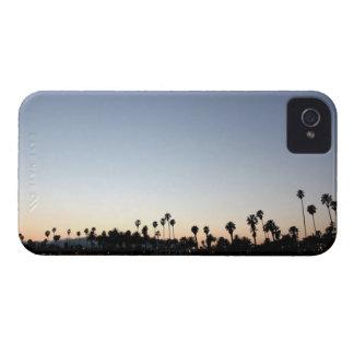 Sunset Santa Barbara Beach Blackberry Bold Cases