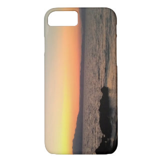 Sunset Sea Apple iPhone 7, Barely There iPhone 8/7 Case