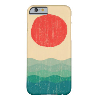 Sunset Sea iPhone Case